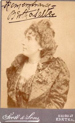 Bertha Salter
