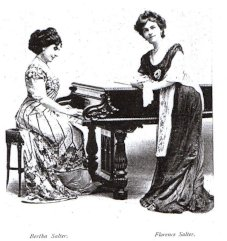 Portrait of the Salter Sisters